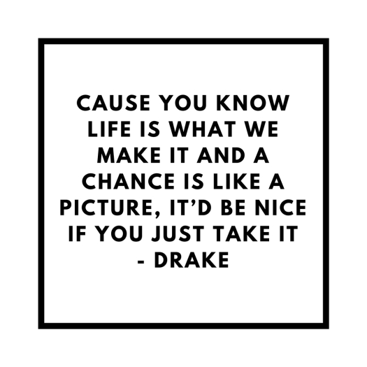 Quotes - Drake - Unthinkable