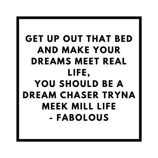 Quotes - Fabolous - Nightmares Ain't As Bad