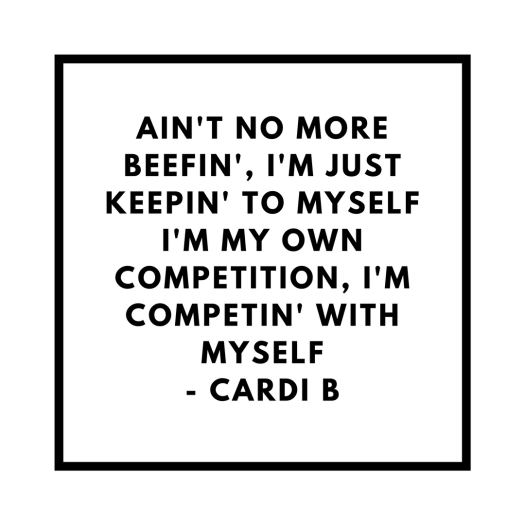 Quotes - Cardi B - Best Life