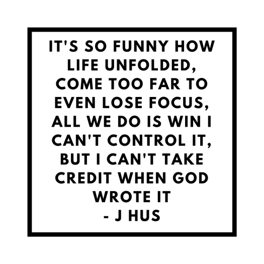 Quotes - J Hus - Spirit