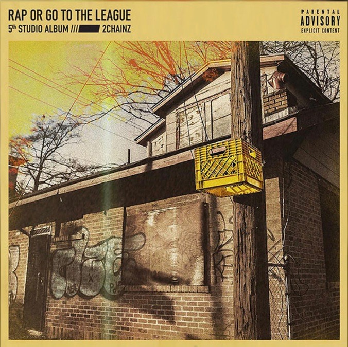 2Chainz Rap Or Go To The League